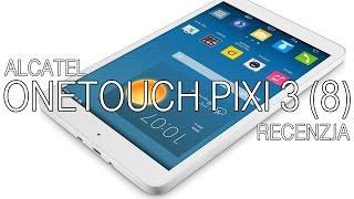 Alcatel OneTouch Pixi 3 (8) - recenzja | T-Mobile Trendy