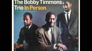 "Bobby Timmons - ""Softly, As in a Morning Sunrise"""