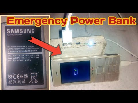 How to make power bank