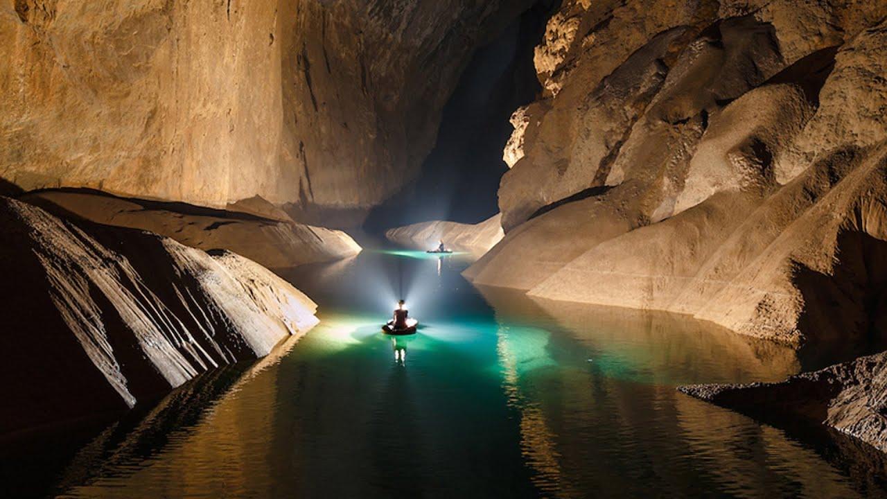 Vietnam nature : Son Doong Cave
