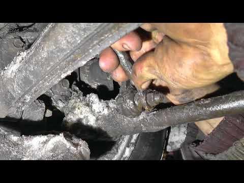 Определение неисправности стойки стабилизатора Chevrolet Lacetti