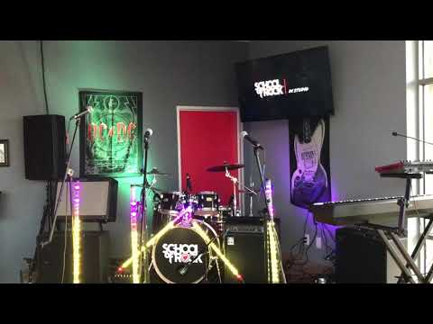 School of Rock Round Rock is up and RUNNING!