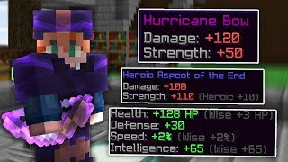 this set is overpowered (hypixel skyblock)