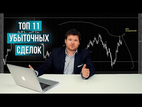 Обзор убыточных сделок за неделю - Денис Стукалин