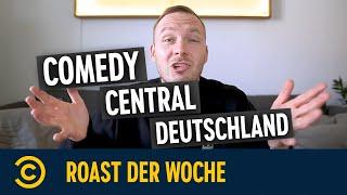 Roast der Woche – Was geht eigentlich mit Comedy Central Deutschland?