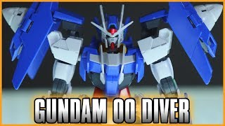 1/144 HGBD Gundam 00 Diver by Bandai Become a Gunpla Diver today by grabbing yours at Hobbylink Japan: https://shop.hlj.com/2GCAwmv.