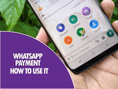 WhatsApp Payments in India, How to Use it?