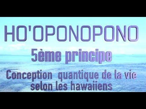 Hoponopono 5/8. Conception quantique de la vie selon les hawaiiens