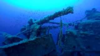HMS Perseus Submarine  (-50m)