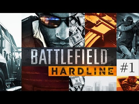 Battlefield Hardline | #1 | Vuelta al Cole | Gameplay / Let's Play | Español | 1080p