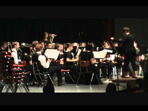 Genesis Vince Gassi Warrensburg High School Symphonic Band 2011