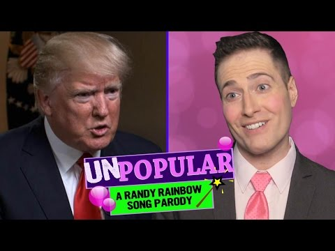 UNPOPULAR! - 🎶 Randy Rainbow Song Parody 💄
