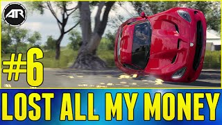 forza horizon 3 let s play i lost all my money part 6