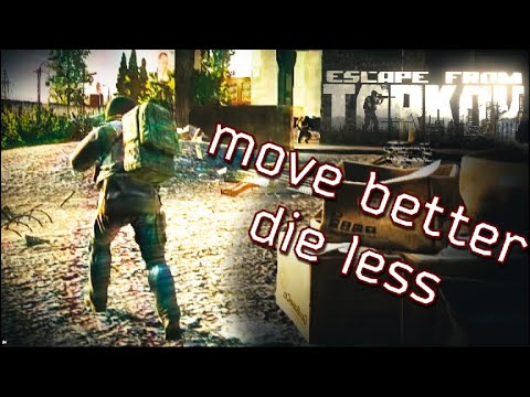 how 2 dodge boolet - An Escape From Tarkov Movement Guide with tips and memes