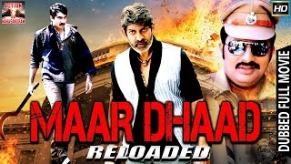 "Watch this bollywood hindi action movie ""maar dhaad "" (dubbed from super-hit south film) starring: jagapathi babu, sakshi, shivanand, ravi teja, prakash raj,..."