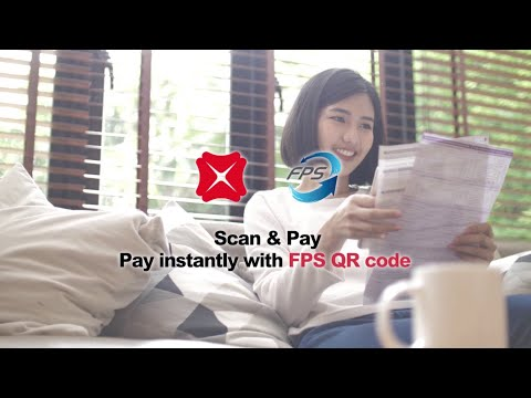 DBS digibank Scan & Pay – Pay instantly with FPS QR code