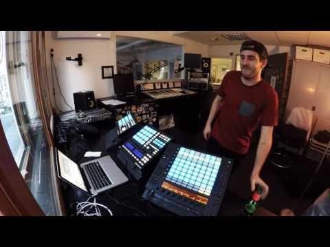 Erzate / Live / Cosmic Show  4 juin 2016