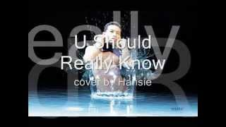 Pirates U Should Really Know Cover By Hansie