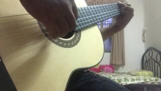 Duyên phận _ Guitar finger ( ngẫu hứng trời mưa )
