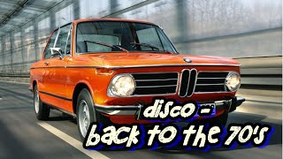 NEW DISCO MIX - BACK TO THE 70's - 80's VOL.1 by DJ R&B