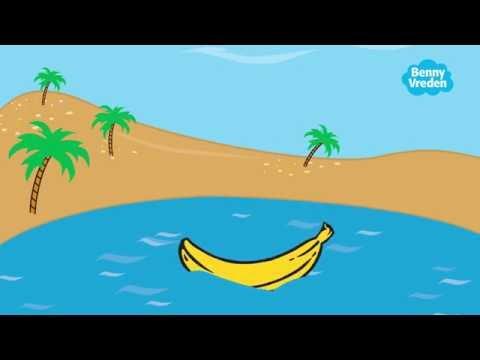 De grote banaan uit Afrika (karaoke zonder zang)