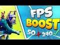 🔧 Fortnite Season 6 FPS BOOST - 15 UPDATED METHODS 🔧