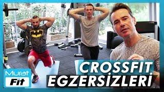 Crossfit Nasıl Yapılır? Evde Crossfit Egzersiz Hareketleri