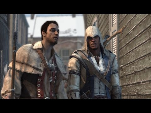 South Boston (Full Sync) - Assassins Creed III Liberations