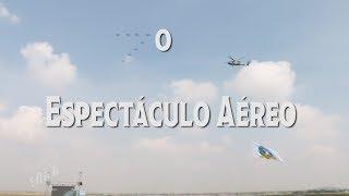 Espectáculo Fuerza Aérea Mexicana