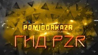 ГИД PZR с 28.07 по 10.08