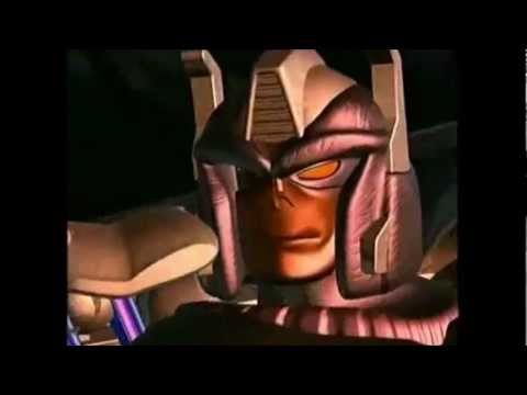 Transformers Voltron Voice Link Gary Chalk