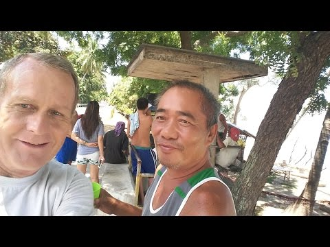 Cebu Island to Dumaguete Ocean views ~ My Motorcycle Adventures ~ Philippines Tourism
