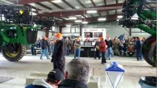 John Deere Sprayers Sell at Indiana Farm Equipment Auction