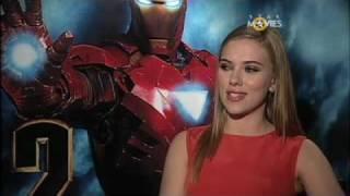 STAR Movies VIP Access: Scarlett Johansson - Iron Man 2