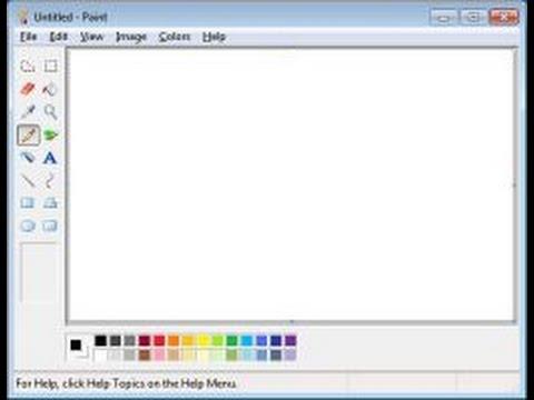MS Paint Classic | Sólo descarga y ejecuta | Just download ...