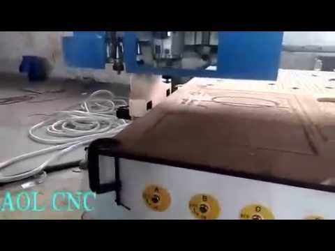 AOL ATC CNC Router working video
