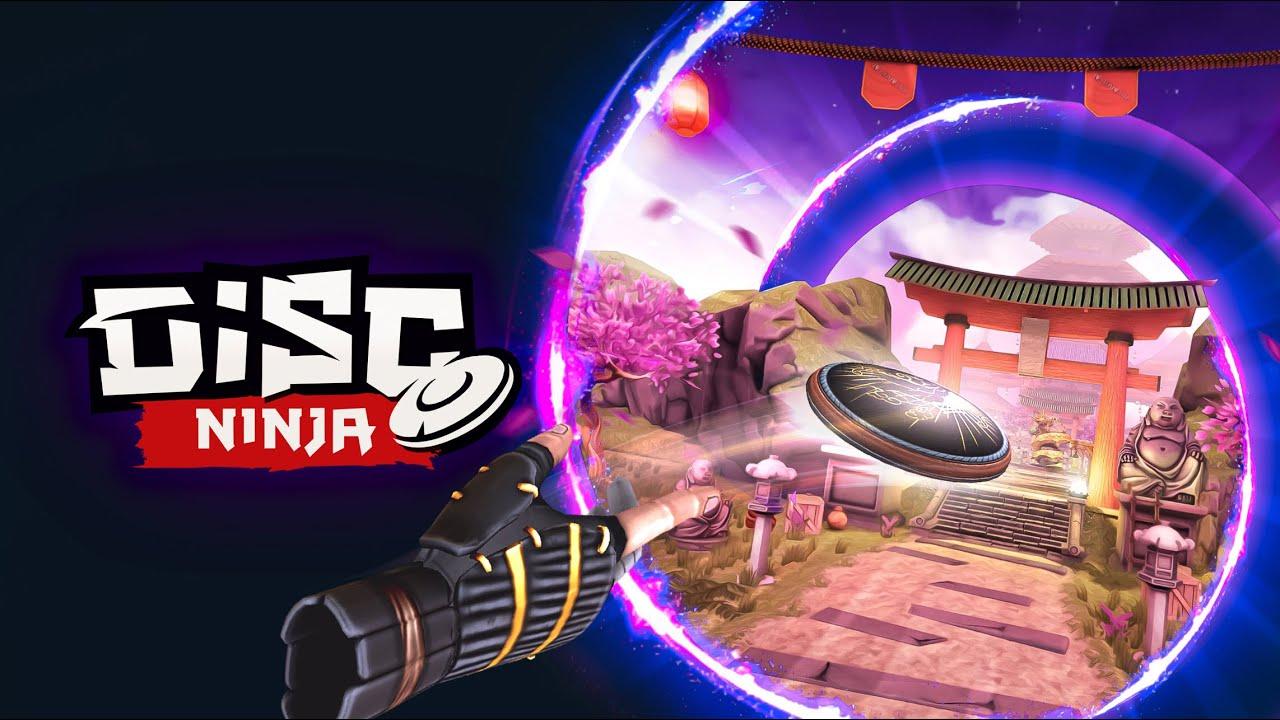 Disc Ninja, cambia las estrellas por frisbees