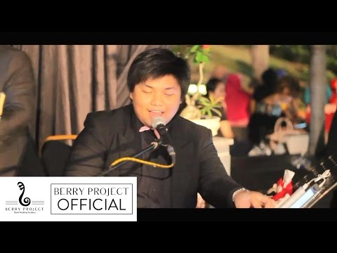 Berry Project - Tak Bisa Ke Lain Hati (KLa Project Cover)  Band Wedding Surabaya