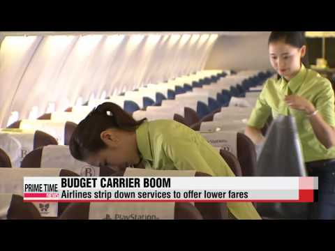 Local budget carriers become popular choice for air travelers - Arirang News