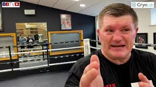 EXCLUSIVE: RICKY HITMAN HATTON REACTS TO SMITH V RYDER CONTROVERSY