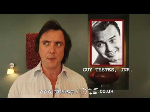 Peter Serafinowicz: 50 Impressions, 2 minutes