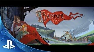 The Banner Saga - Launch Trailer | PS4