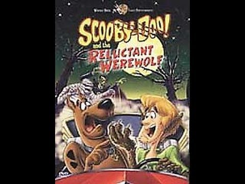 Previews From Scooby-Doo! And The Reluctant Werewolf 2002 DVD