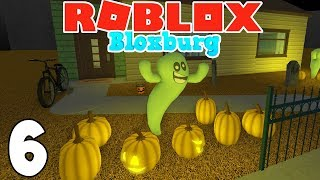 THE HAUNTED HOUSE! | Roblox BLOXBURG | Ep.6