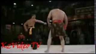 Жан Клод Ван Дамме(Супер Удар с ногой)