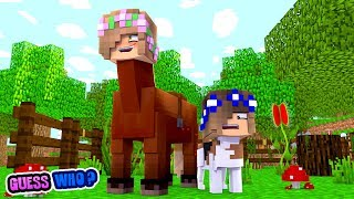 WHAT ANIMAL IS LITTLE KELLY? | Minecraft Little Kelly thumbnail