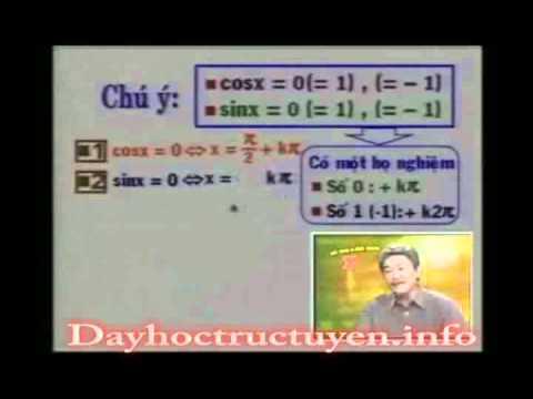Bổ trợ kiến thức toán lớp 11 - bài 1- http://smotion.net