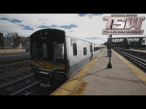 Train Sim World: Long Island Rail Road -  M7 Introduction |