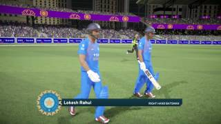 Don Bradman Cricket 2017  PS4 Pro 4K india Hindi ( India VS Australia )