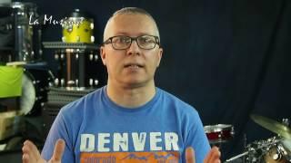 Perkusja Lekcja -  Kurs gry na perkusji - Jak grać -  La Musique #5